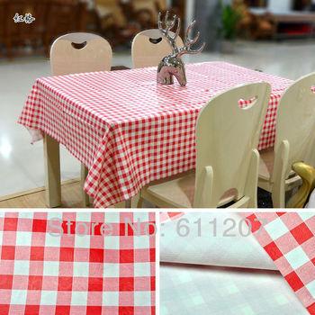 HOT ~ High quality  wholesale PVC  New Arrival table linen/tea table cloth 140*220cm