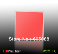 2012 Christmas sale--25w full color led panel 600*600 rgb ceiling light+touch interface remote controller+DC24v power supply