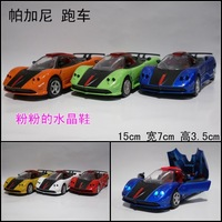 Alloy car model toy exquisite roadster WARRIOR acoustooptical open the door