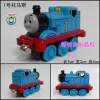 Alloy thomas small 1 thomas train toys Small blue