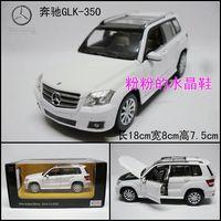 Limited edition star glk 350 alloy car model toys gift box