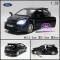 FORD fox rs focus sports edition acoustooptical alloy car model toy