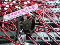 3cm 3 cooling fan 30*30*10mm 5v 0.05a 12v 0.11a