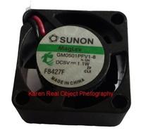 2cm gm0501pfv1-8  2010 5v 1.1w   silent cooling fan