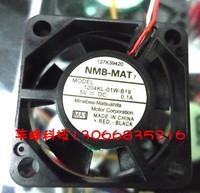 Nmb 1204kl-01w-b19 3510 5v 0.1a  cooling fan