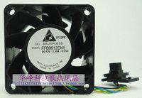 Original Delta 6038 12v 2.5a FFB0612DHE 6cm Server Cooling Fan