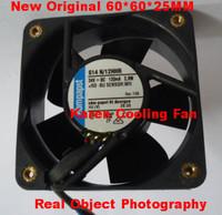 Original papst 6025 24v 2.9w 614n/12hhr cooling fan