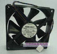 Original Nmb 3610rl-04w-b56 12v 0.38a 9cm 9225 4 wire cooling fan