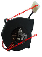 Original Delta BFB0712LD 7020 12v 0.16a 7cm projector fan Blower
