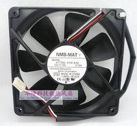100% New Original 12cm 4710nl-04w-b59 12025 12v 0.74a 120*120*25MM  3845 switch cooling fan