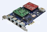 digium card, AEX410,AEX410 PCI Express card