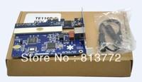 1 port T1/E1 card TE110P PCI-E digital card