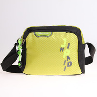 Mini paragraph nylon sports casual messenger bag