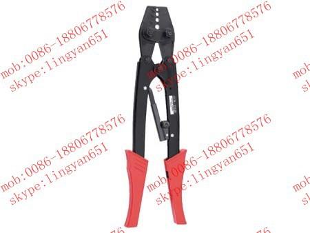 Ratchet terminal crimping tools HX-26B 6-25mm2,Life time more than 30,000 times.(China (Mainland))