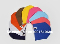 wholesale -2012 hot sell Baby hats 100% cotton multicolour child hats ,high quality 0-4years old baby's hats