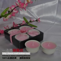 Rose scented candle aromatherapy candle small gift technology gift candle
