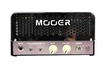 Mooer Little Monster AC - 5 Watts Full Tube Amp Head