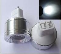 MR16 1W White LED CEILING Spot Light Bulb 12V ceiling light 10pcs