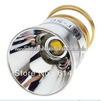 26.5mm 3-14V SST-50 1300LM 1-Mode SMO LED Drop-in + OP Reflector