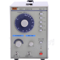Audio Signal Producer, RAG101 Audio Generator Function Signal 10 to 1Mhz, LF Low Frequency Signal Generator 19195