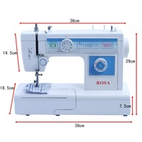 SEWING MACHINE sewing tools popular English instruction free shipping