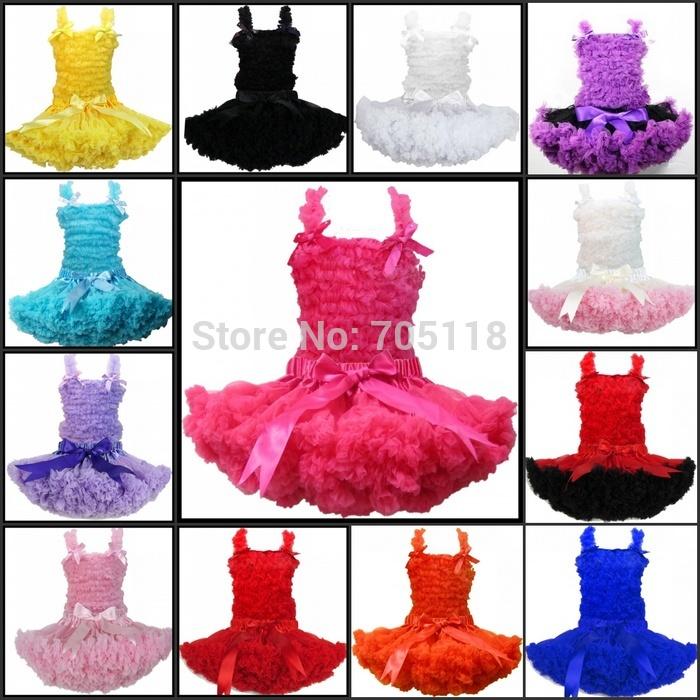2012Hot מכירה ילדה פלאפי pettiskirts ילדה של טוטו חצאית משלוח חינם