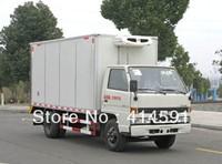 JMC 5T Refrigerated truck