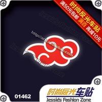 Car sticker 014 62 naruto mark of car stickers
