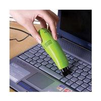 New Mini Computer LED USB Vacuum Keyboard Cleaner #N691