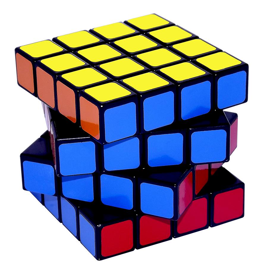 Free Shipping Four order magic cube 4 magic cube(China (Mainland))