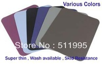Silica gel mouse pad automatic ultra-thin antibiotic anti-static slip-resistant water wash eco-friendly