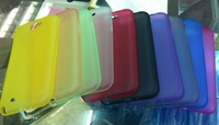 wholesale ultrathin  case 3mm For Samsung Galaxy Note2 N7100 TPU Pudding Case free shipping 100pcs/lot
