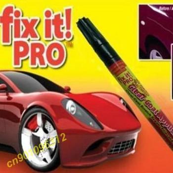 New Portable Fix It Pro Clear Car Scratch Repair Pen for Simoniz Opp package 1pc 2.5usd