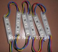 5050 SMD LED module,DC12V input,20pcs a string