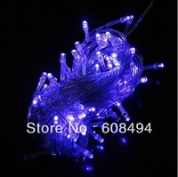 200 LED 20M String Fairy Lights Christmas Xmas 64ft Garland decoration Wedding party Decor-BLUE