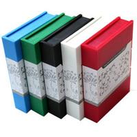 exquisite books 3.5 desktop hard drive protection box storage box pp box 10piece/lot