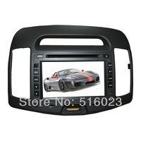 HYUNDAI ELANTRA 2008/09 DVD Player  7.0 inch Digital Touch Screen with GPS, Bluetooth Radio