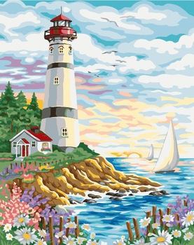 PROMOTIONAL Diy digital oil painting by numbers 40 50 decorative painting