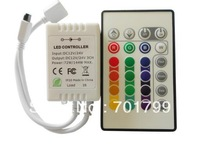 24key led ir controller,DC12-24V input;2A*3 channel;used for rgb strip