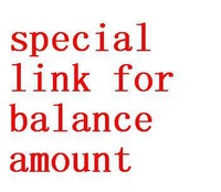 special link for balance amount