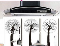 High-grade aesthetic oil sticker coffee tree/prevent oil pollution sticker lampblack sticker 55 g
