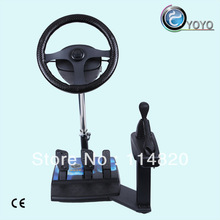 YO YO New Coin Operated Car Racing Game Machine On Sale(China (Mainland))