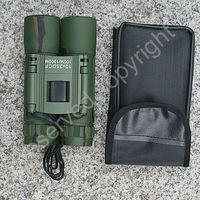 Telescope Military Outdoor Army Binoculars Green New US 2012 G010
