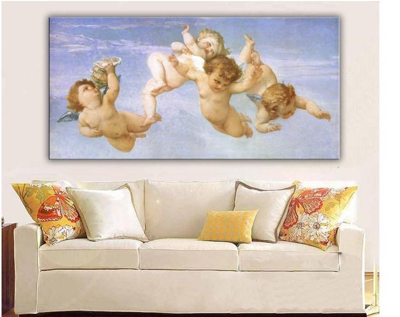 Online kopen wholesale mooie schilderijen engelen uit china mooie schilderijen engelen - Nieuwe ontwerpmuur ...