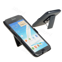 Clip Belt Stand Hard Case Cover Holster Fit For Samsung Galaxy Note 2 II N7100 CM232