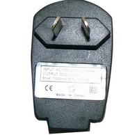 USB AU AC Wall Charger Adaptor for USB Digital Products Phone (Black)