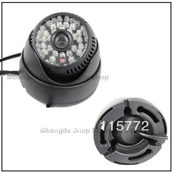 2012 Promotion CMOS 420TVL Video Camera 48 IR 3.6mm Wide Angle Home CCTV Camera Video Surveillance Camera Tracking Number(China (Mainland))
