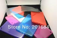 tpu gel crystal case cover for ipad mini 10pcs/lot(China (Mainland))