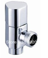 Common Angle Valves Discount Bathroom Water Faucet Brass Zinc Alloy Handle Ceramic Spool Vessel Sink Faucets Vaves KF-12106-411