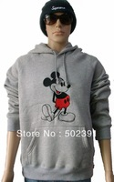 New style Men's Clothing Sweatshirts cheap Supreme X Micky free shipping shipping mixed order Size  S M L XL